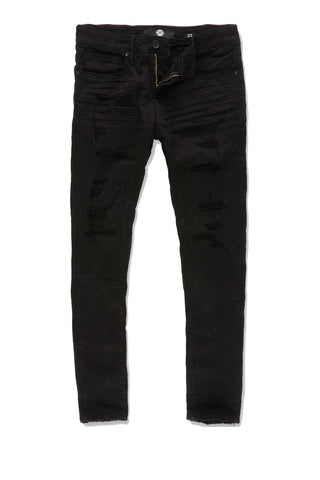 Aaron - Tribeca Twill Pants 2.0 (Jet Black)
