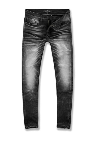 Big Men's Sevilla Denim (Industrial Black)