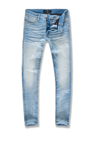 Big Men's Sevilla Denim (Lightning Blue)