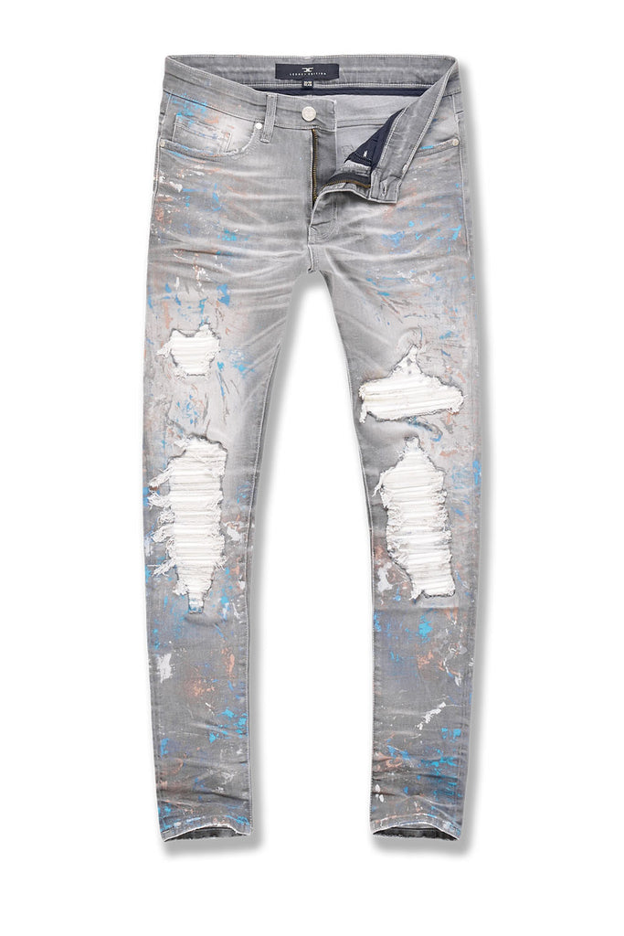 Sean - Reign Denim (Cement Wash)
