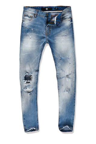 Ross - Navajo Denim (Aged Wash)