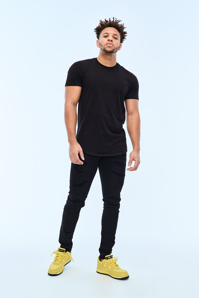 Jordan Craig - Ross - Hollywood Denim (Black)