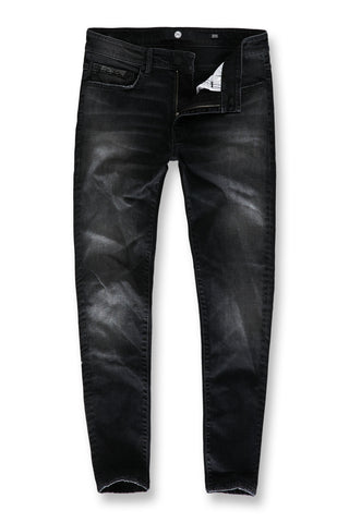 Ross - Liberty Denim (Black Shadow)
