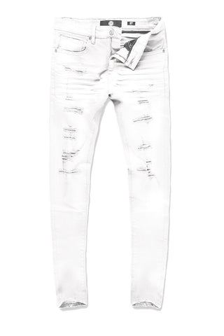 Ross - Tribeca Twill Pants 2.0 (White)