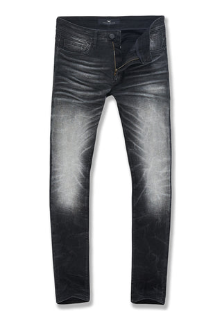 Ross - Sevilla Denim (Industrial Black)