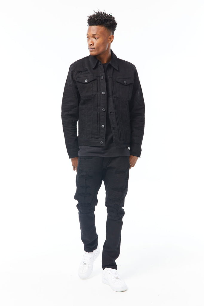 Sean - Tribeca Twill Pants (Black)