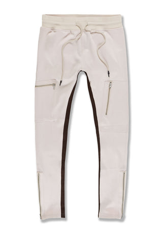Bristol Track Pants (Cream)