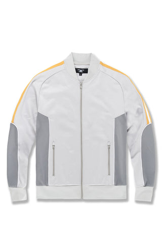 Sereno Track Jacket (Cool Grey)