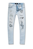 Sean - Nightfall Denim (Ice Blue)