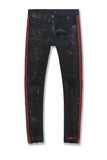 Sean - Dillinger Striped Denim (Bred)