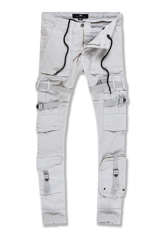 Ross - Cairo Cargo Pants (Cement)