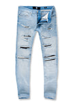 Collins - Cheyenne Denim (Ice Blue)