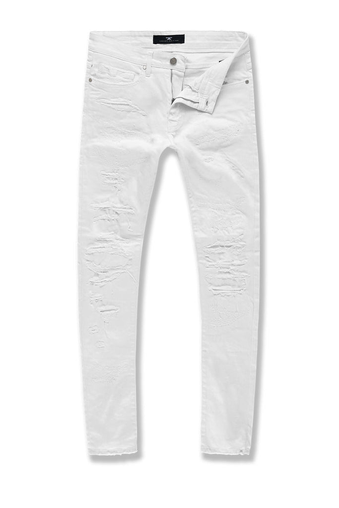 Sean - Apocalypse Twill Pants (White)