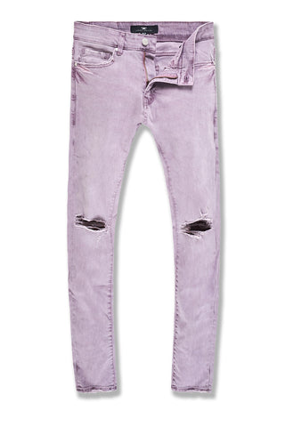 Ross - Atlanta Denim (Pastel Purple)
