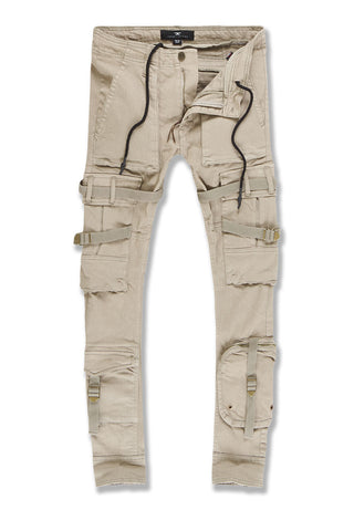 Ross - Cairo Cargo Pants (Plaza Taupe)