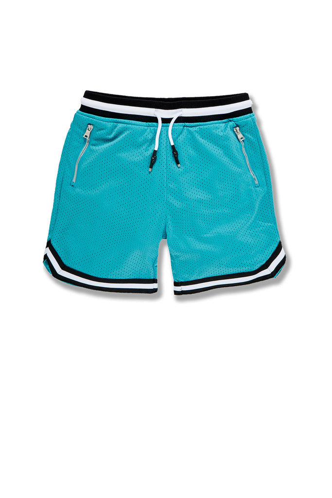 Kids Rucker Retro Basketball Shorts (Marlins)