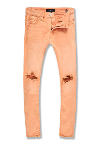 Ross - Atlanta Denim (Pastel Orange)
