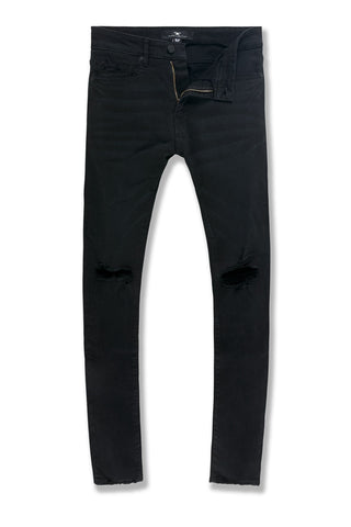 Ross - Atlanta Denim (Jet Black)