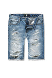 Belmar Denim Shorts 2.0 (Medium Blue)