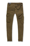 Aaron - Trailblazer Cargo Pants (Military Olive)