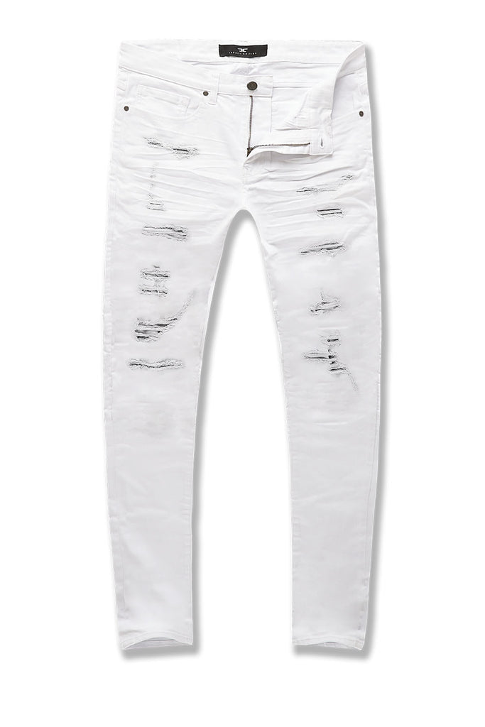 Aaron - Tribeca Twill Pants (White)
