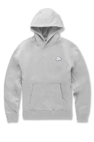Sky's The Limit Pullover Hoodie (Cement)