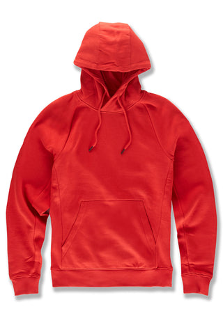 Uptown Pullover Hoodie (Red)
