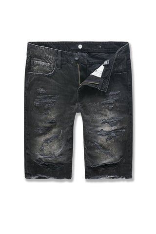 Belmar Denim Shorts 2.0 (Black Shadow)