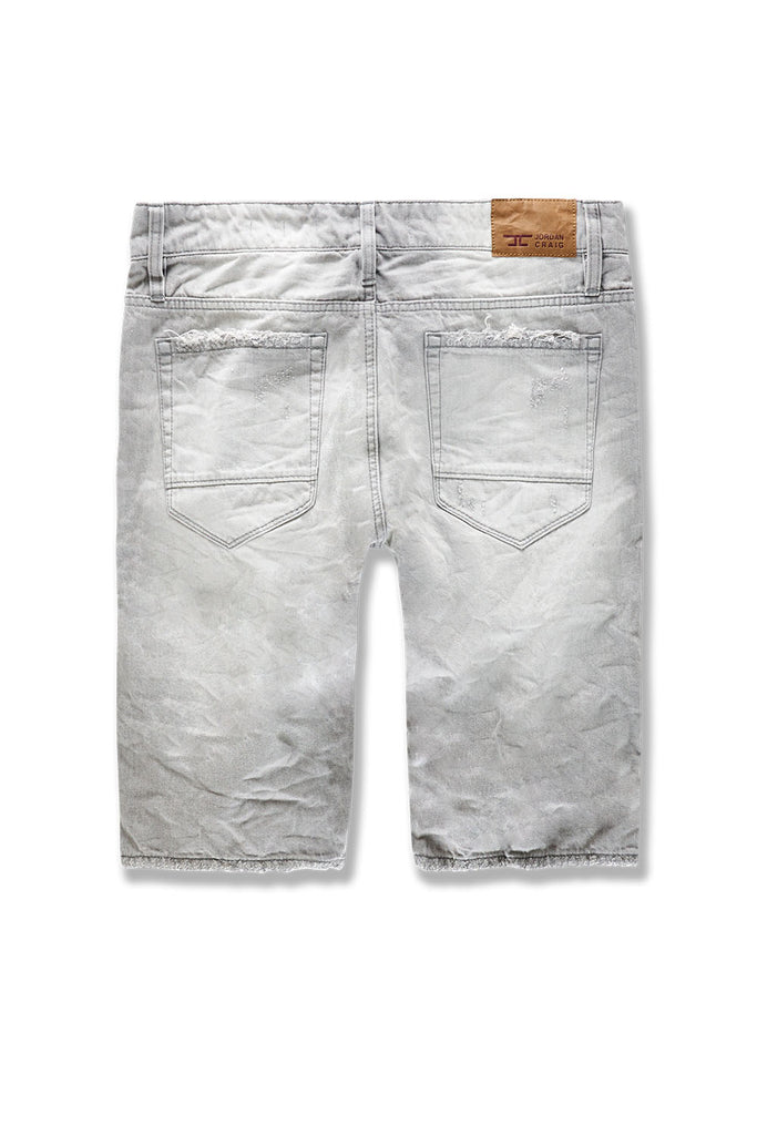 Belmar Denim Shorts 2.0 (Cement Wash)