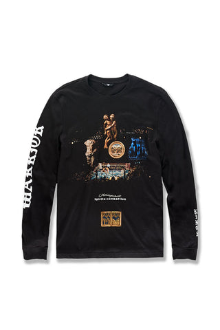 Warrior Kings L/S T-Shirt (Black)