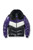 Sugar Hill Nylon Puffer Jacket (Court Purple)