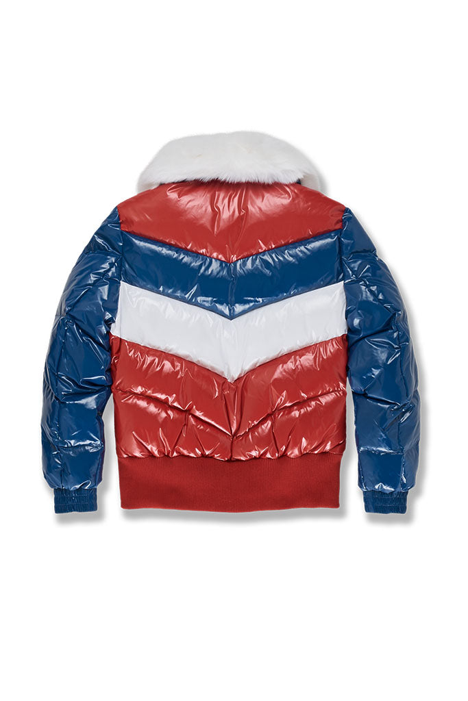 Women's Sugar Hill Nylon Puffer Jacket (Americana)