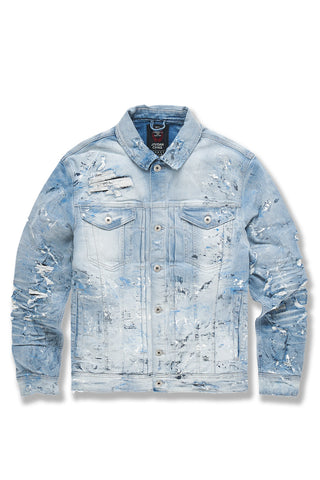 Avalanche Denim Trucker Jacket (Glacier)