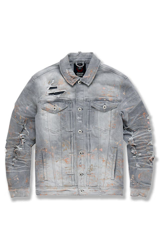 Avalanche Denim Trucker Jacket (Eliada)