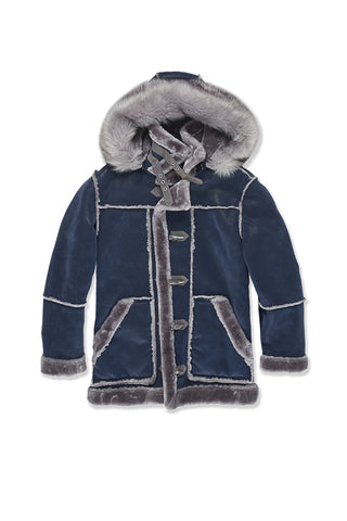Denali Shearling Jacket (Midnight Smoke)