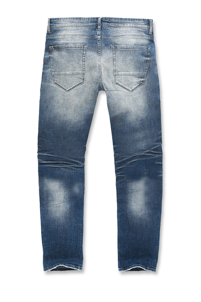 Collins - Motor City Denim (Aged Wash)