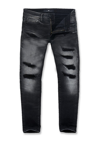 Collins - Motor City Denim (Black Shadow)