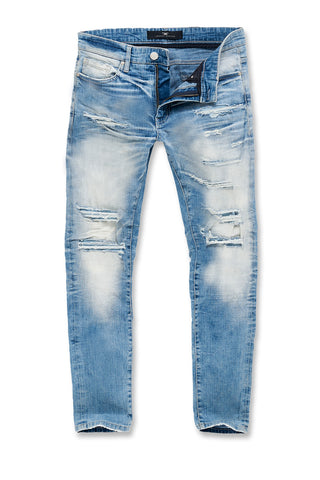 Collins - Motor City Denim (Ice Blue)