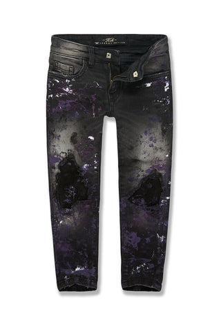 Kids Pablo Denim (Galaxy Black)