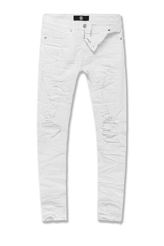 Sean - Hollywood Denim 2.0 (White)