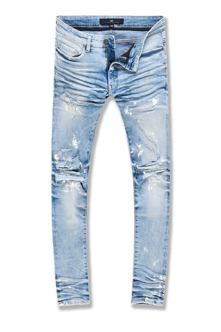 Ross - Oakland Denim (Ice Blue)