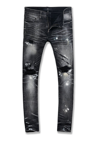 Ross - Oakland Denim (Industrial Black)