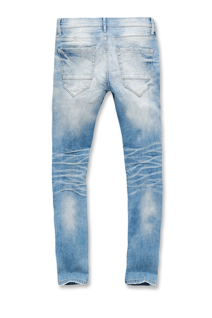Sean - Motor City Denim (Ice Blue)