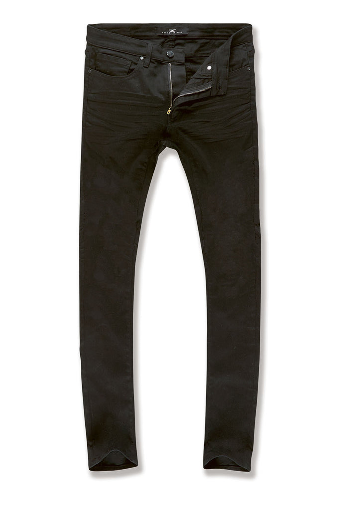 Ross - Pure Tribeca Twill Pants (Black)