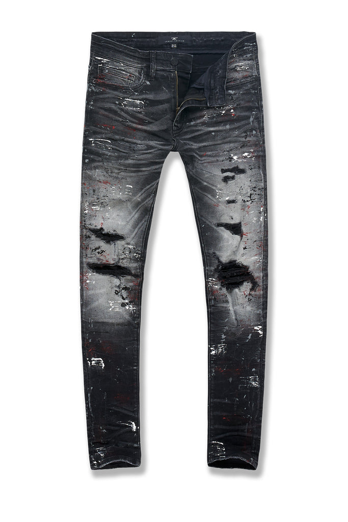 Sean - Avalanche Denim (Bred)