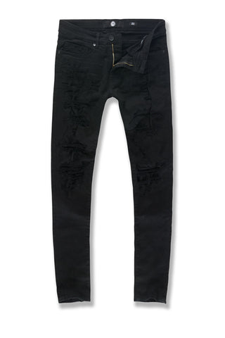 Sean - Abyss Denim (Jet Black)