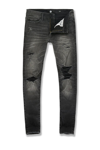 Sean - Athens Denim (Black Shadow)