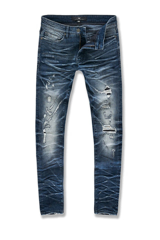 Big Men's Venice Denim (Midnight Blue)