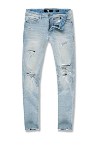 Sean - Athens Denim (Ice Blue)