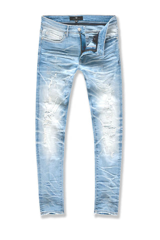 Big Men's Venice Denim (Lightning Blue)